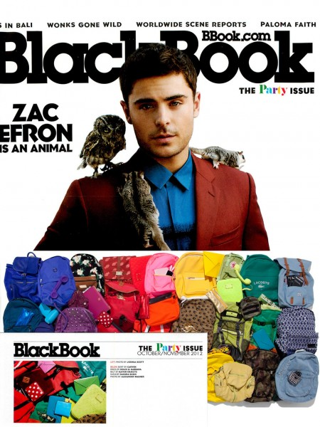 Press from Blackbook a lifestyle magazine